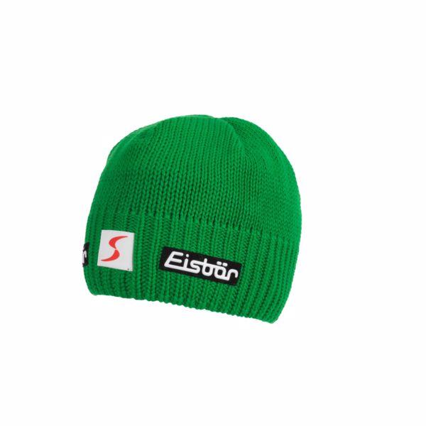 ce0910b5a EISBÄR TROP MÜ SP zelená - pletená čiapka | VeredaSport.sk