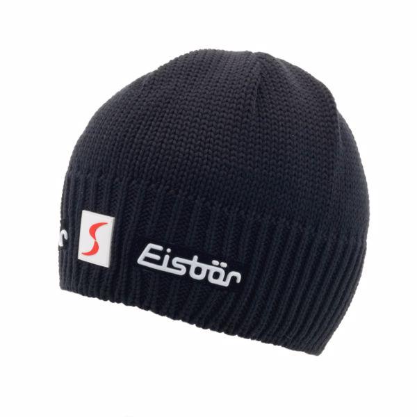 91d57b035 EISBÄR TROP MÜ XL SP čierna - pletená čiapka | VeredaSport.sk