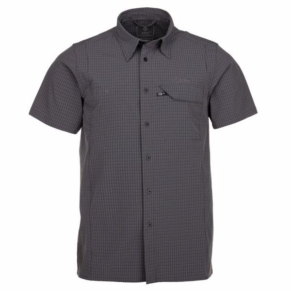 72513d2fc6a1 Kilpi BOMBAY-M Pánska košeľa s krátkym rukávom