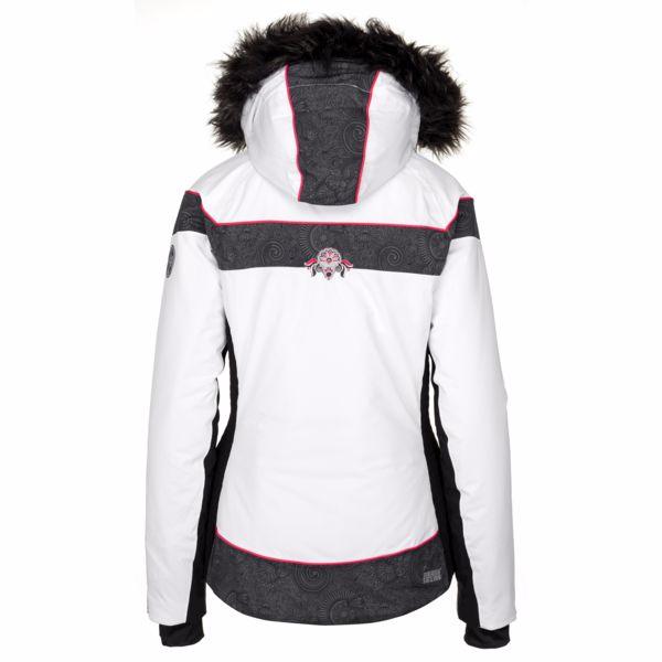 732241961a5f KILPI DELIA-W - dámska módna lyžiarska bunda