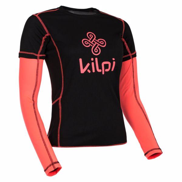 841c32d1a Kilpi EXPLOSION-W Dámske funkčné tričko s dl. | VeredaSport.sk