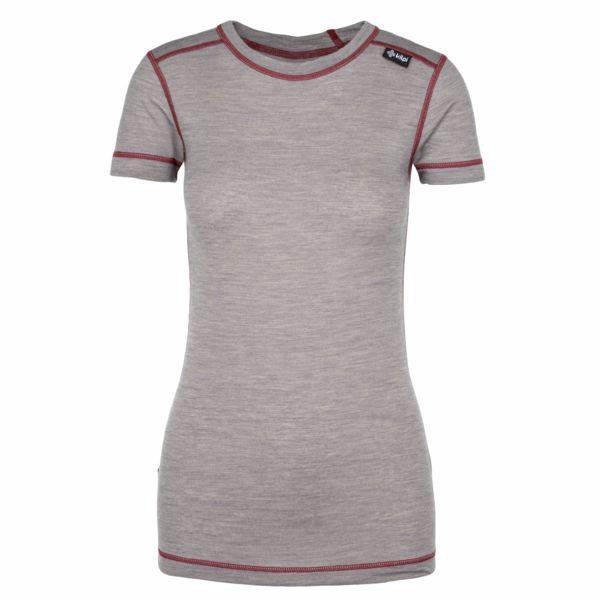 e0746de9e ... dámske funkčné tričko z Merino vlny. KILPI MERIN-W 18/19 ...
