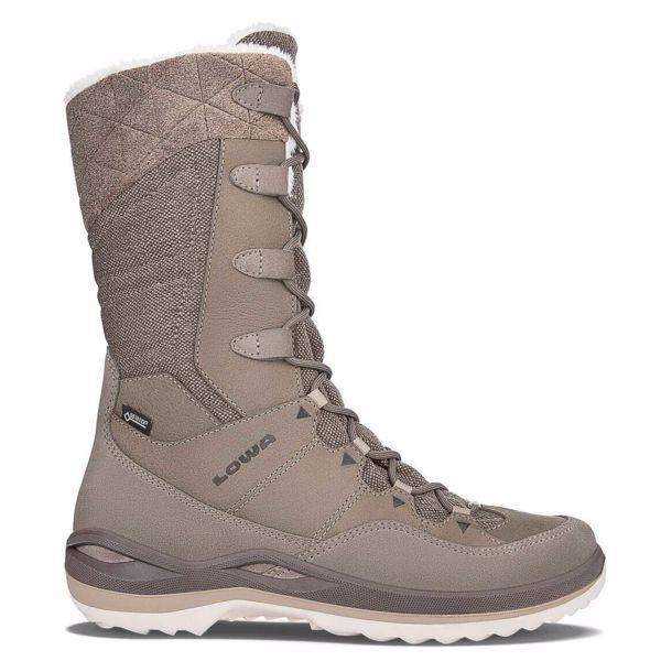 e7868d1e91b4 LOWA ALBA II GTX WS Moss - Dámske zimné topánk