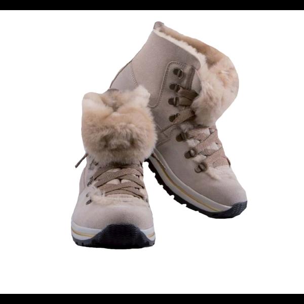 4f6cded8587e OLANG AURORA Beige - Dámske zimné topánky