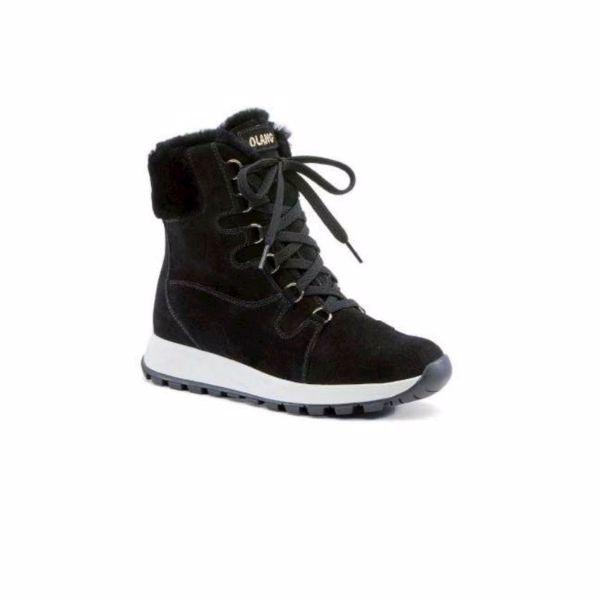 d6fc69989d94 OLANG POMONA BRETEX Nero - Dámske zimné topánk