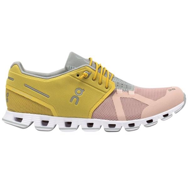 9619e038bec0 Dámska bežecká obuv ON CLOUD 50 50 W Mustard R