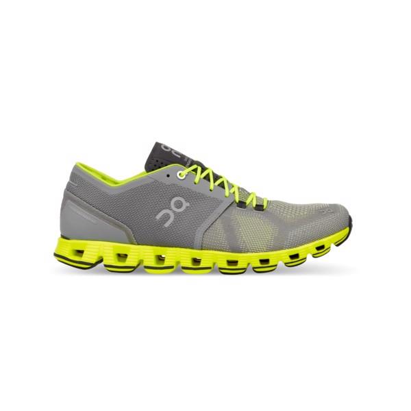 dc42b548ef65 Bežecká obuv ON CLOUD X M Grey Neon