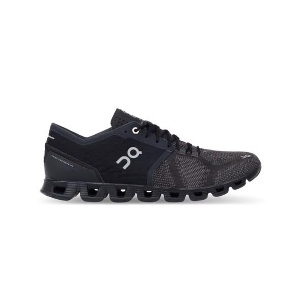 077cc05e20d3 Dámske bežecké topánky ON CLOUD X W Black Asph