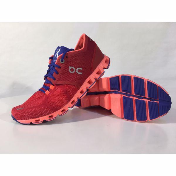 d5484a1d3ed7 ... Dámske bežecké topánky. ON CLOUD X W Red Flash ...