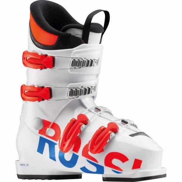 effdae180 Detské lyžiarky ROSSIGNOL HERO J4 White | VeredaSport.sk