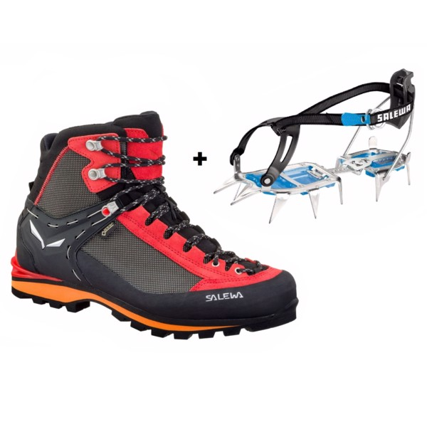 SALEWA MS CROW GTX + ALU COMBI