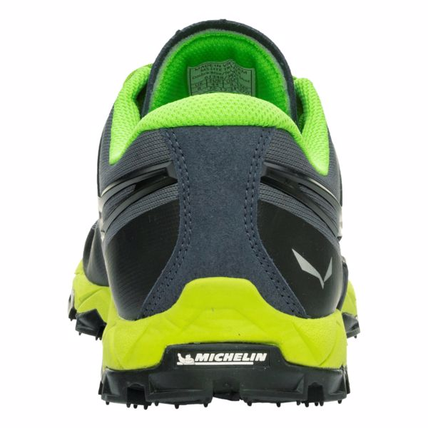 dbf23082de SALEWA MS LITE TRAIN K Ombre Blue Tender Shot