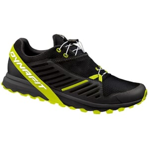 Black/Fluo Green