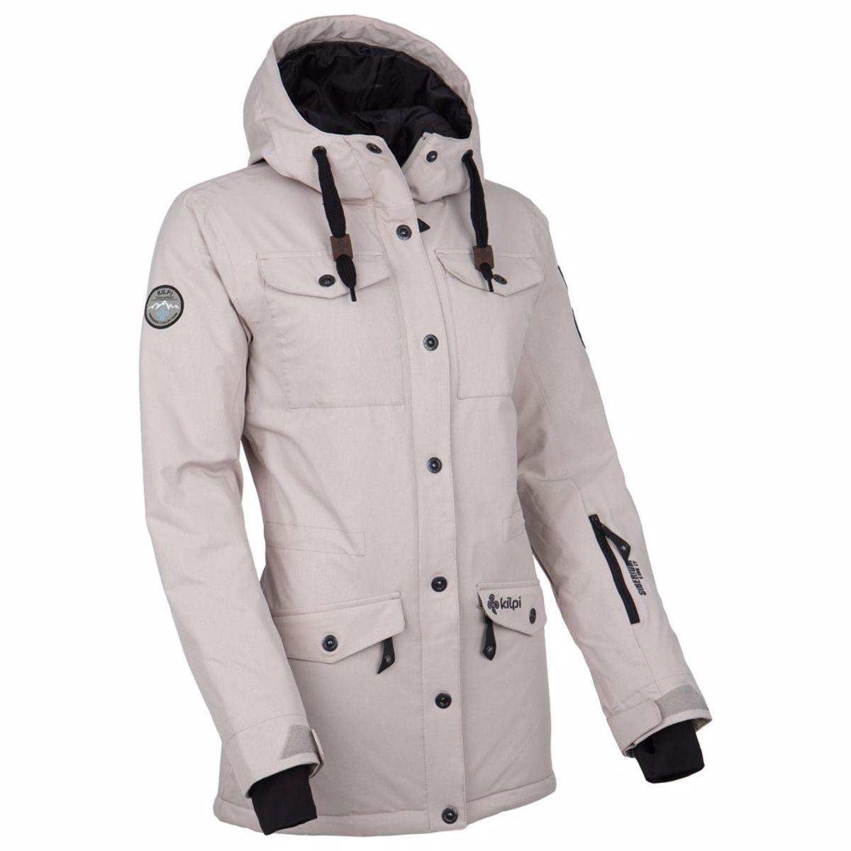89259129fb2e Dámsky zimný kabát Kilpi GEISA-W