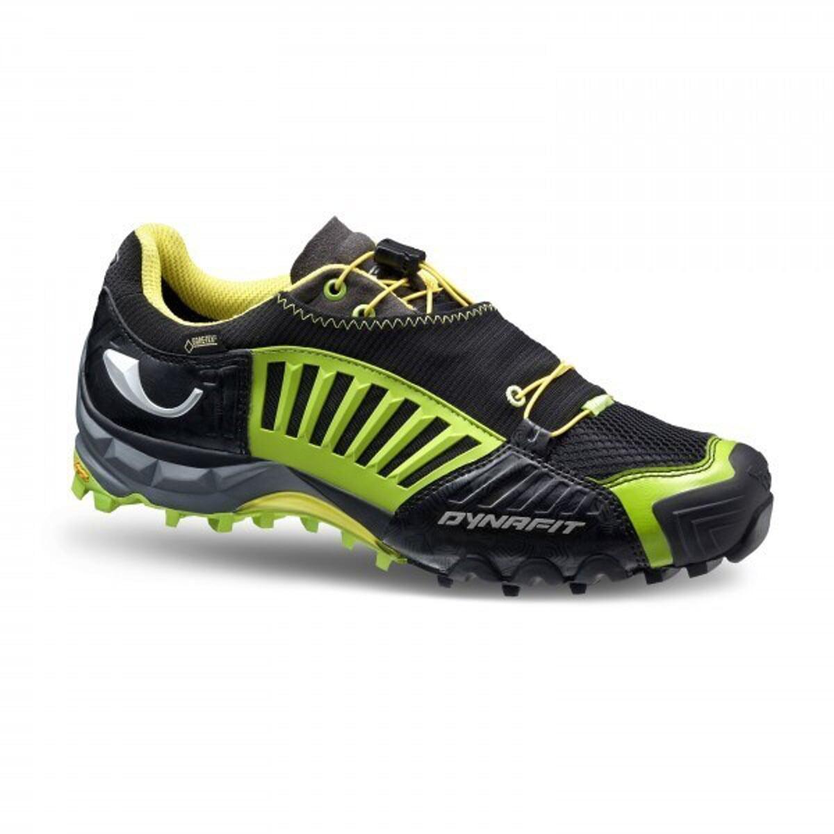 Pánske bežecké topánky DYNAFIT MS FELINE GTX Black Cactus f4431045e5