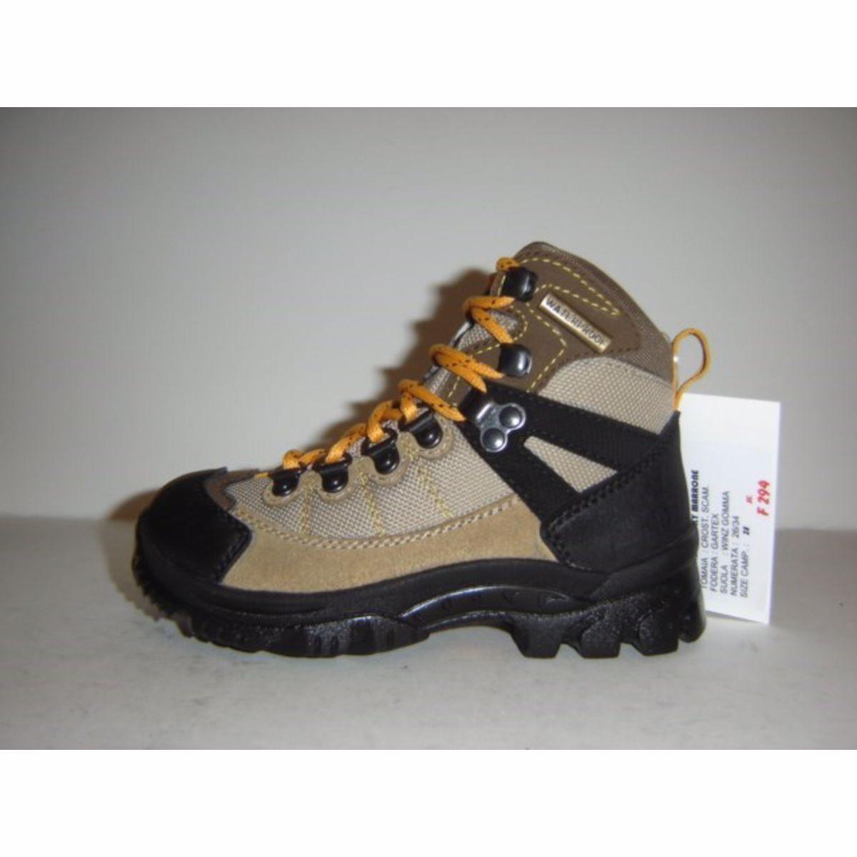 b398268a66b ... Detska turisticka obuv vysoká. GARMISCH JR WP GARMISCH JR WP
