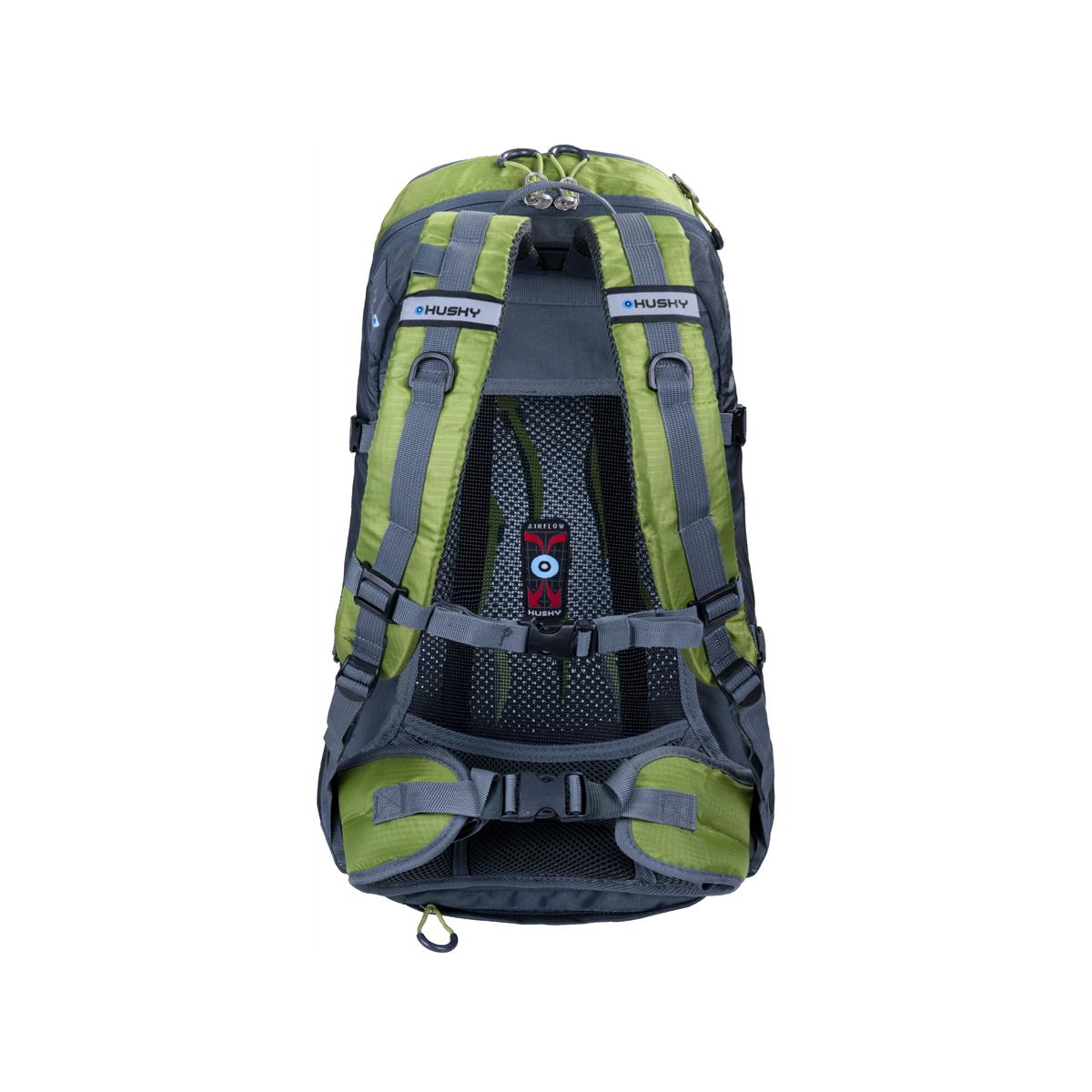 315acc04a8 HUSKY SALMON 35 L Zelená - Turistický batoh