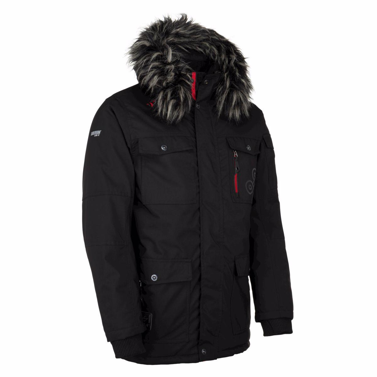 Zimná bunda KILPI PILOT-M - pánska  52eed17c178