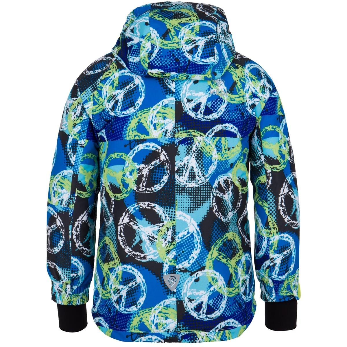 Chlapčenská zimná bunda Kilpi SEMERU-JB  29d3d4a8fab