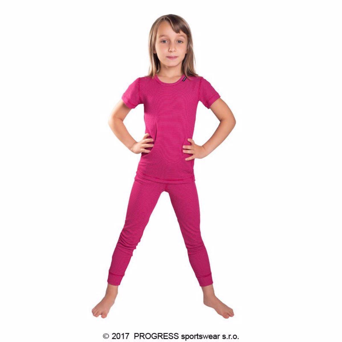 3856e0310aed Progress DT MS NKRD detské termo krátky rukáv