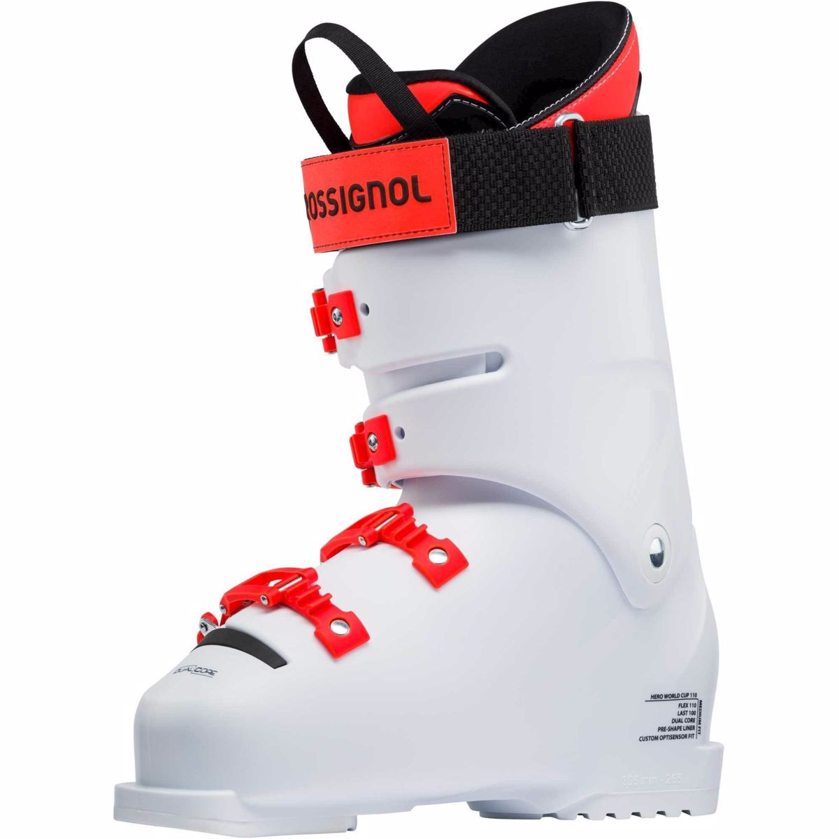 ROSSIGNOL HERO WORLD CUP 110 MEDIUM White - Ly  bf8ed804109