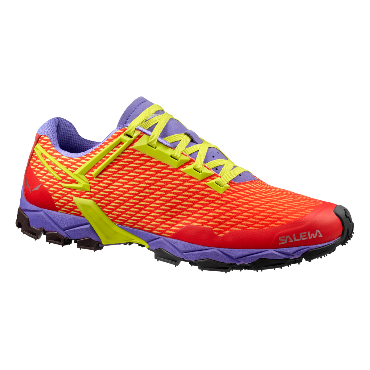 542f5ad88a SALEWA WS Lite Train Hot Coral Citro